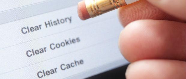 Browser-Cache des Webbrowsers löschen