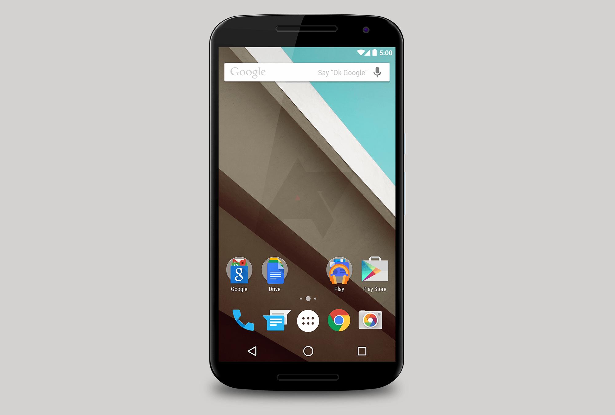 Google Nexus 6 Phablet