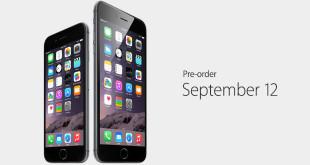 Apple enthüllt das iPhone 6 und das iPhone 6 Plus