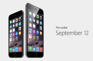 Apple enthüllt das iPhone 6 und das iPhone 6 Plus