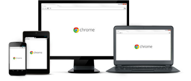 Mit Google Chrome inkognito surfen