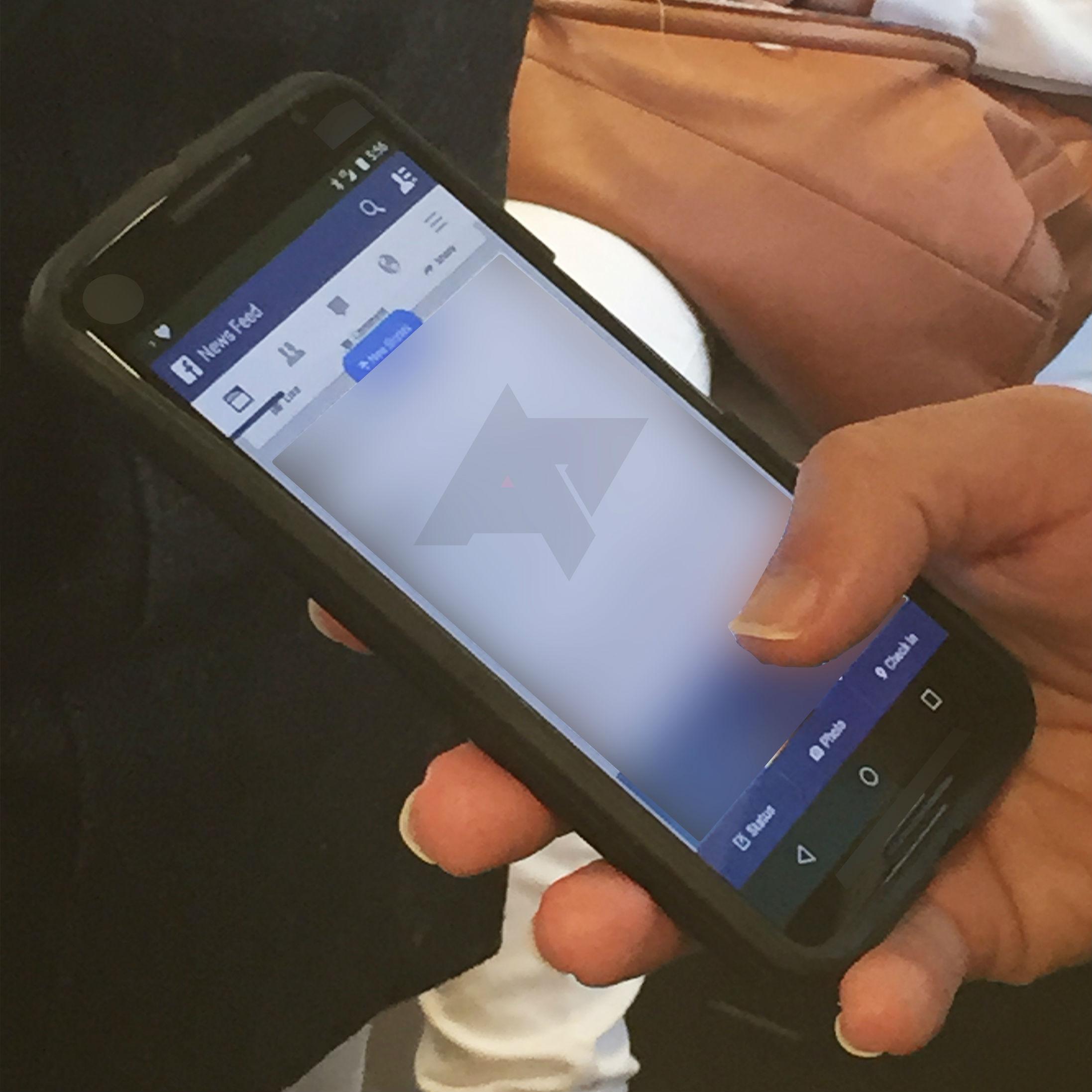 Google Nexus 6 - Frontansicht