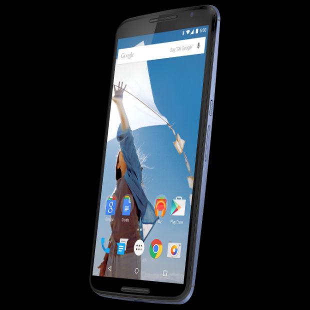 Google Nexus 6 von Motorola produziert