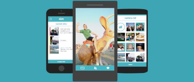 Microsoft Xim - Smartphone App zum Teilen von Bildern