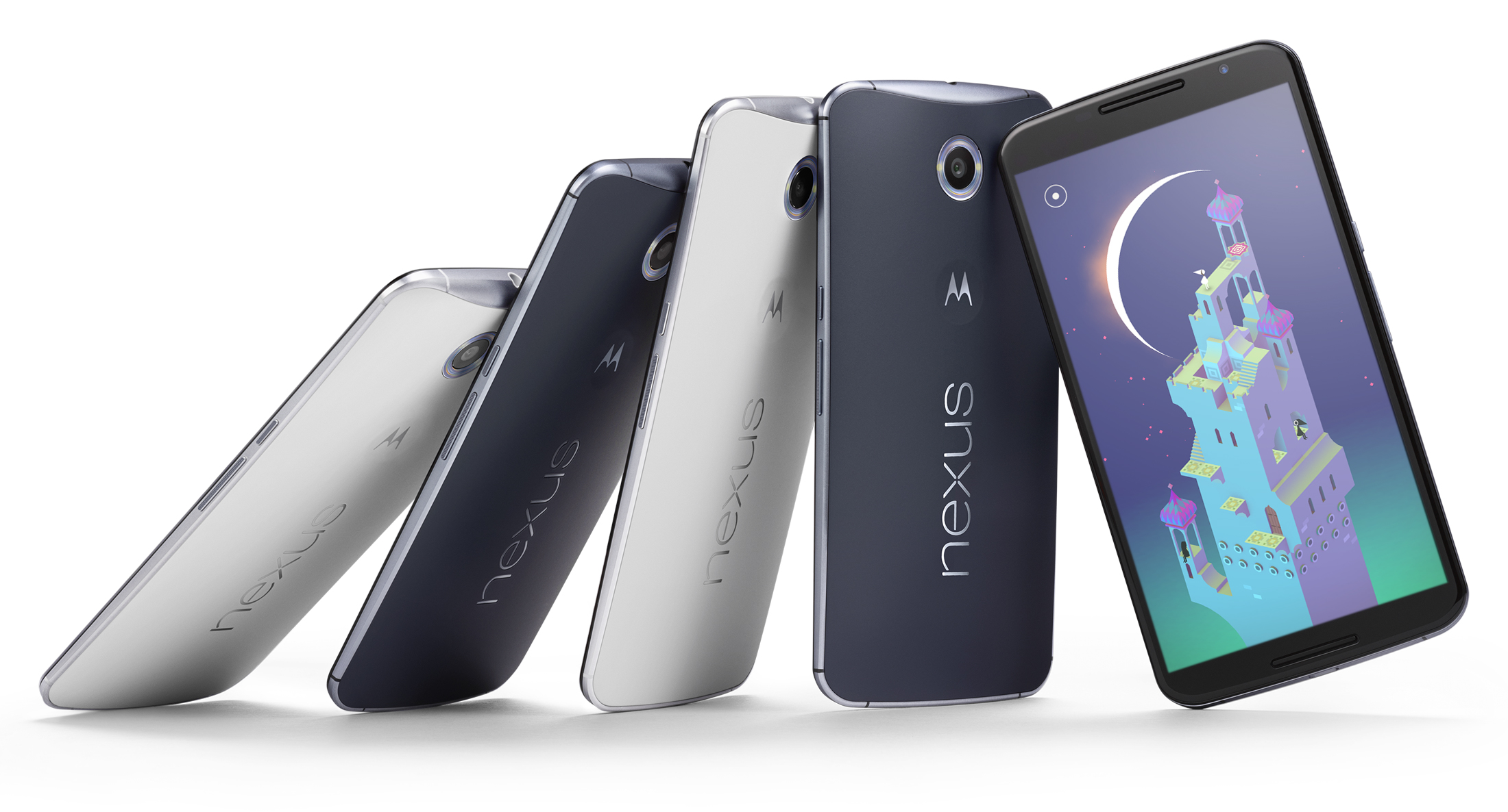 Motorola Nexus 6 mit Android Lollipop