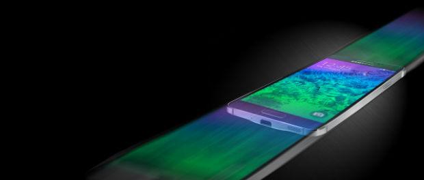 Samsung Galaxy Alpha im Metallgehäuse