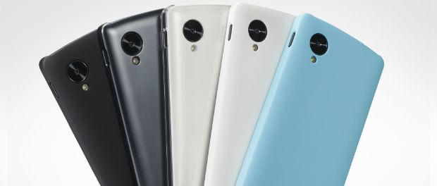 Google Nexus 5 steht kurz vor dem Ausverkauf