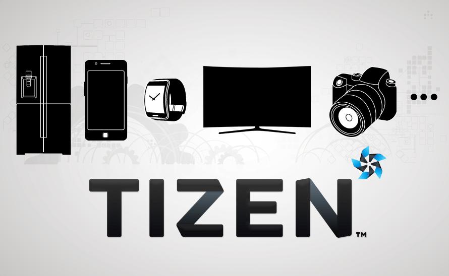 Tizen OS für alle Samsung Produkte