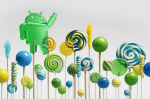 Android Lollipop Marktanteil steigt auf fast zehn Prozent