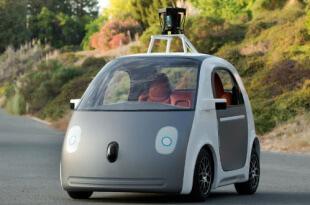11 Unfälle mit Googles selbstfahrenden Autos