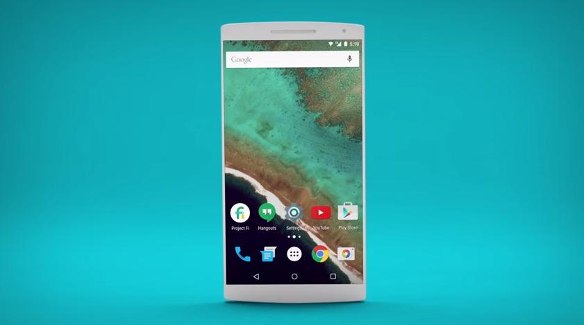 Ist das der Prototyp für das neue Google Nexus 5 (2015)?