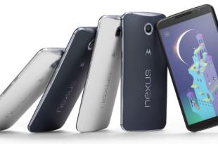 Google Nexus 6 (2015) wird von Huawei produziert