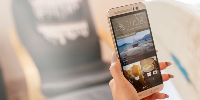HTC One M9 Plus: Marktstart in Deutschland