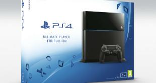 Sony kündigt PlayStation 4 mit einem Terabyte an