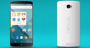 Konzept des Nexus 5 2015 in Weiß (© Miqdad Abdul Halim)