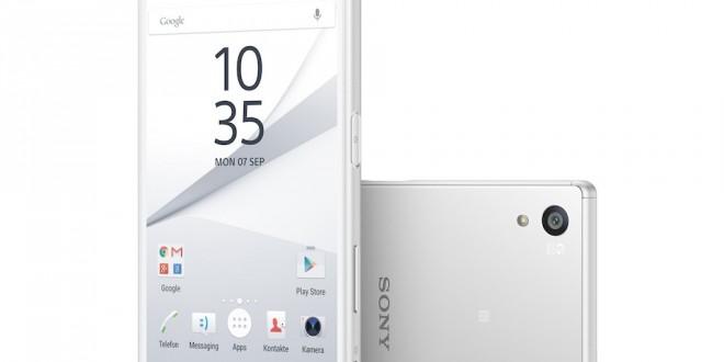 50 Euro Cashback Beim Kauf Eines Sony Xperia Z5 Compact