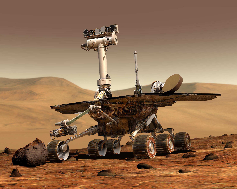 Mars Rover Bilder