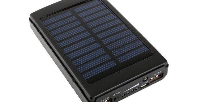 solar powerbank mehr schein als sein. Black Bedroom Furniture Sets. Home Design Ideas